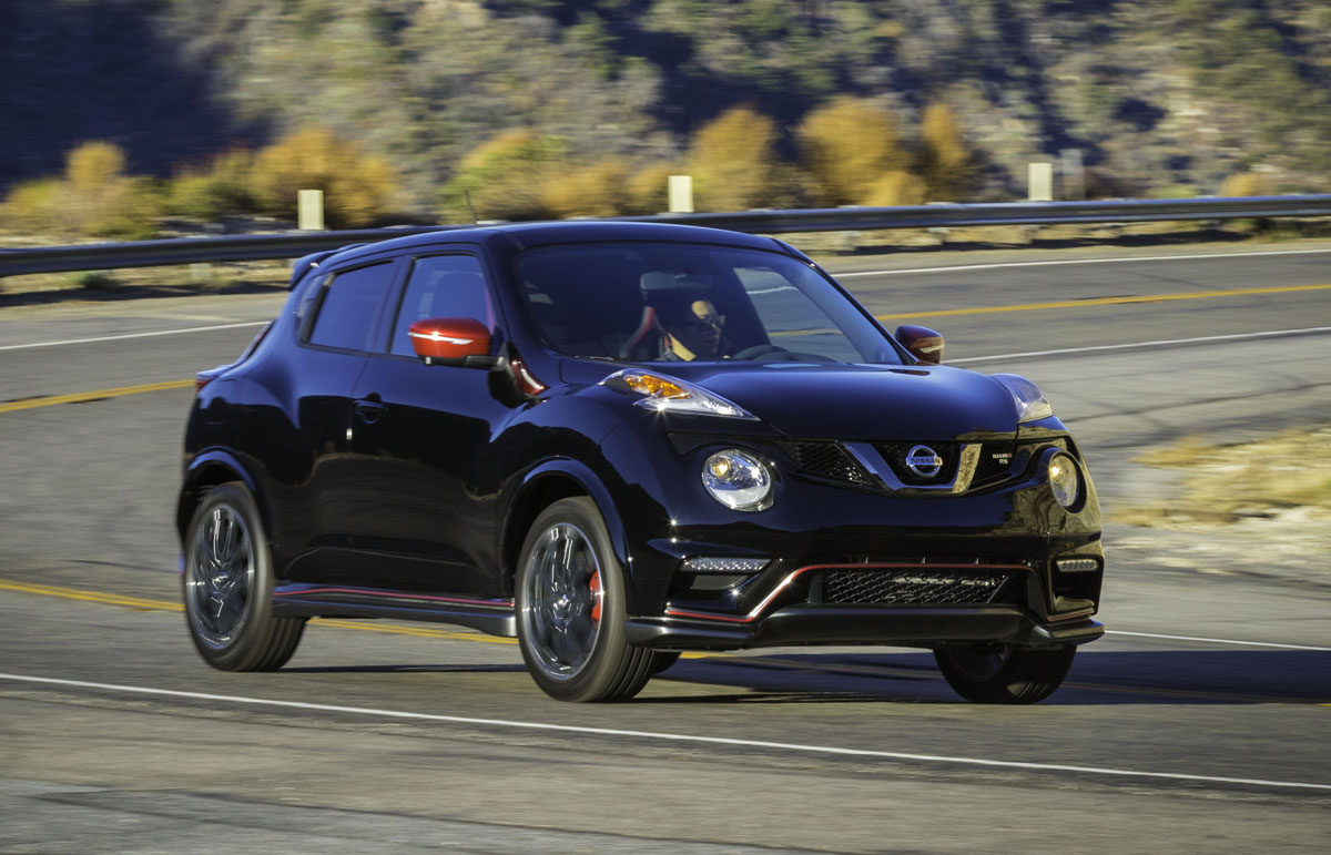 Veloster For Sale >> First Look: 2017 Nissan JUKE NISMO RS - TestDriven.TV