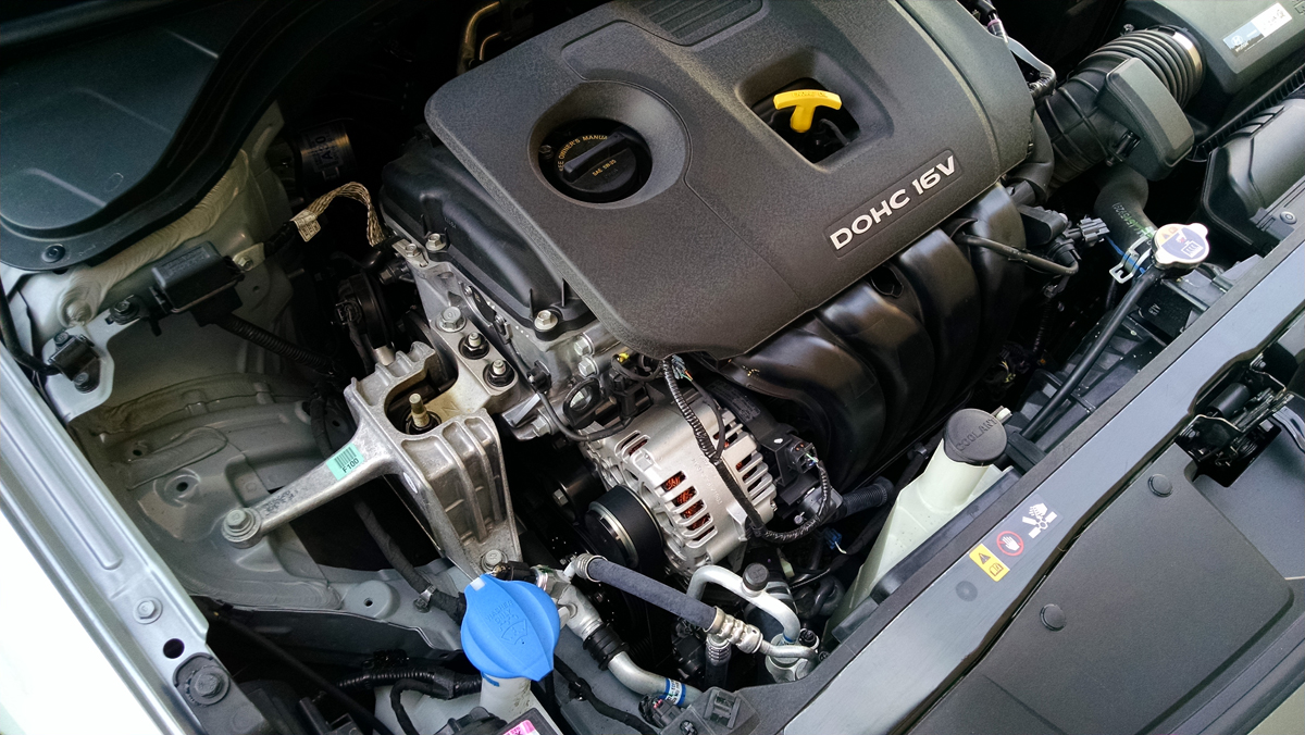 2017 hyundai elantra manual transmission