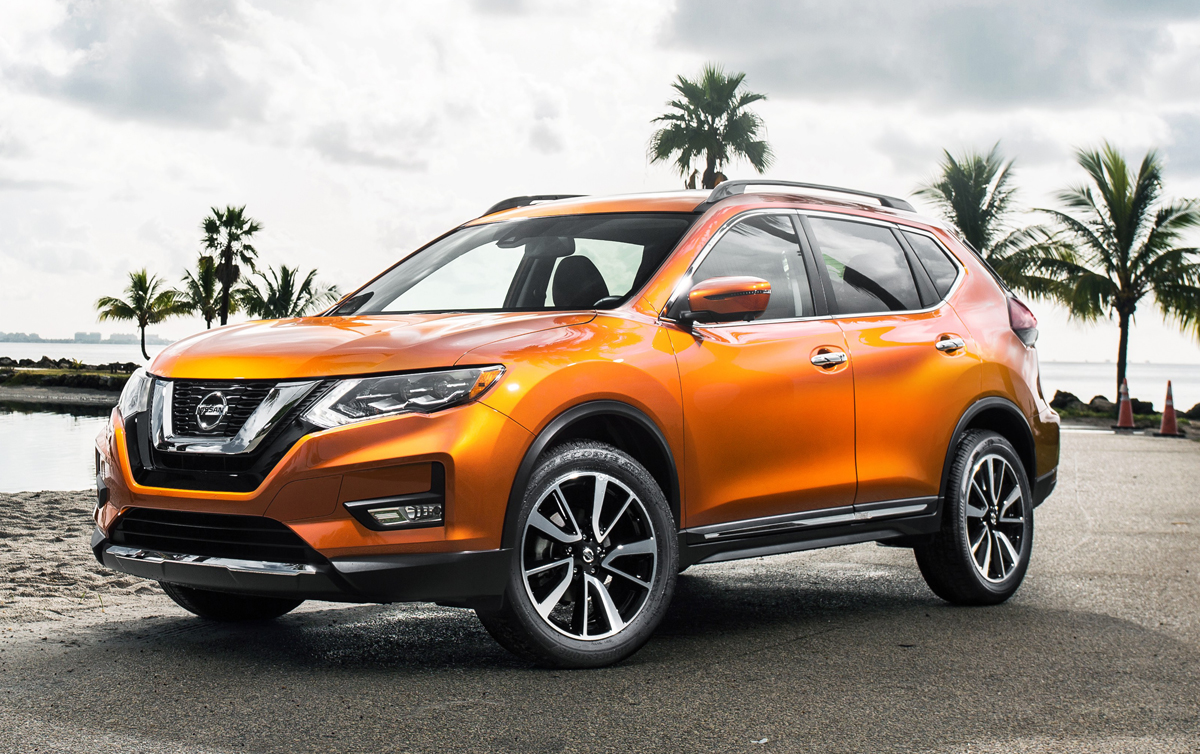 First Look: 2017 Nissan Rogue - TestDriven.TV
