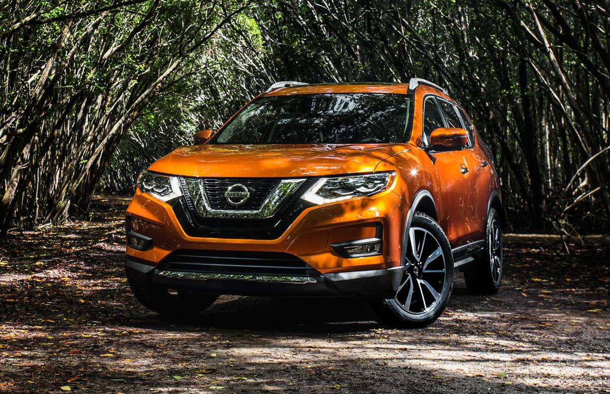 First Look: 2017 Nissan Rogue - TestDriven.TV