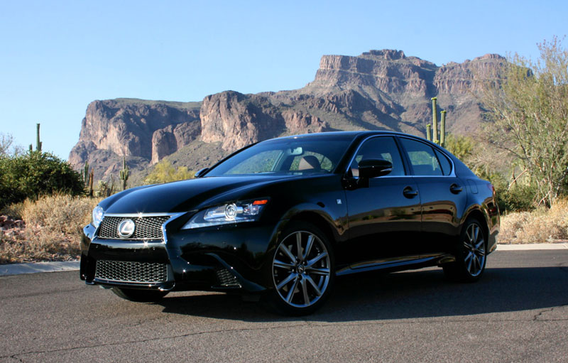 test drive 2014 lexus gs350 f sport awd testdriven tv. Black Bedroom Furniture Sets. Home Design Ideas