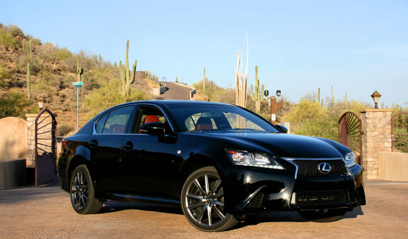 f automotive to of has been plenty sedan size awd that comfort more catering chavez a is the keeping this review report good gs sport room always lexus but opinion my with