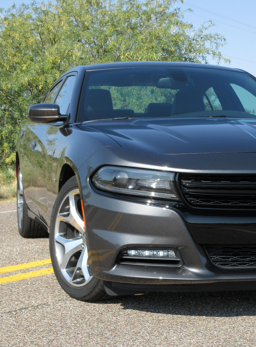 First Drive 2015 Dodge Charger R T Testdriven Tv