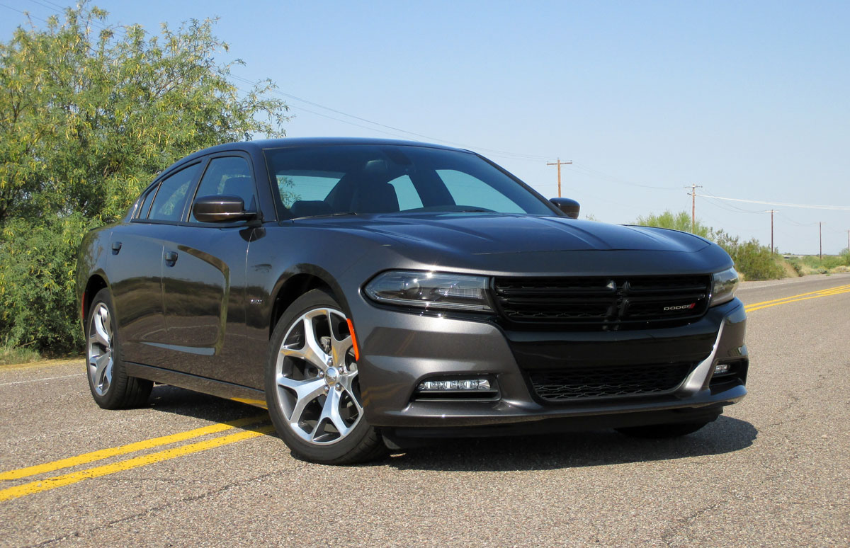 Dodge Charger Awd >> First Drive: 2015 Dodge Charger R/T - TestDriven.TV