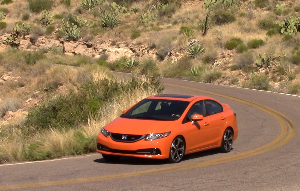 2015 honda civic coupe safety review and crash test for Honda civic safety
