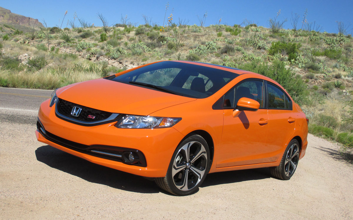road test 2015 honda civic si sedan testdriven tv