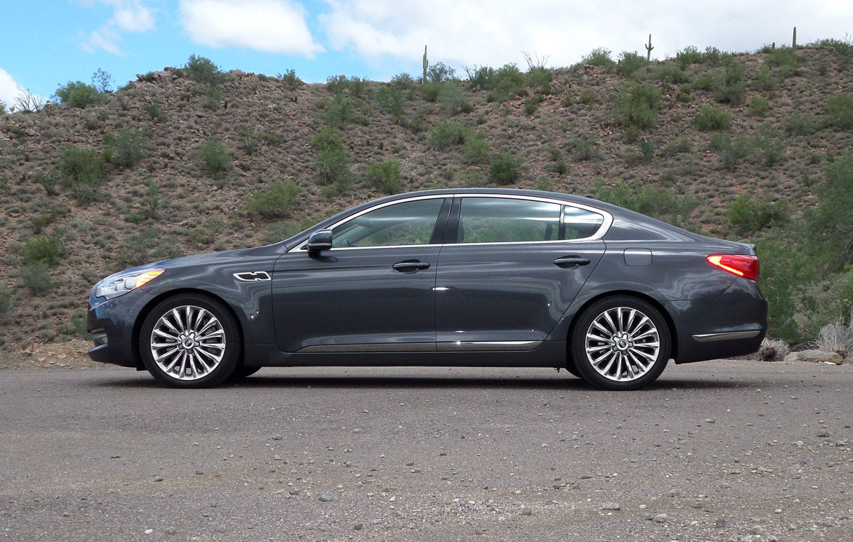 Test Drive 2015 Kia K900 Testdriven Tv