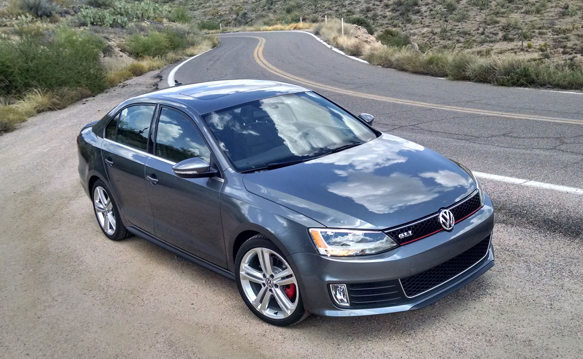 Test Drive Review: 2015 Volkswagen Jetta GLI - TestDriven.TV