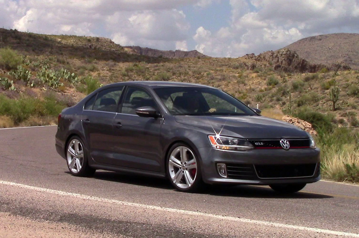 test drive review 2015 volkswagen jetta gli testdriven tv. Black Bedroom Furniture Sets. Home Design Ideas