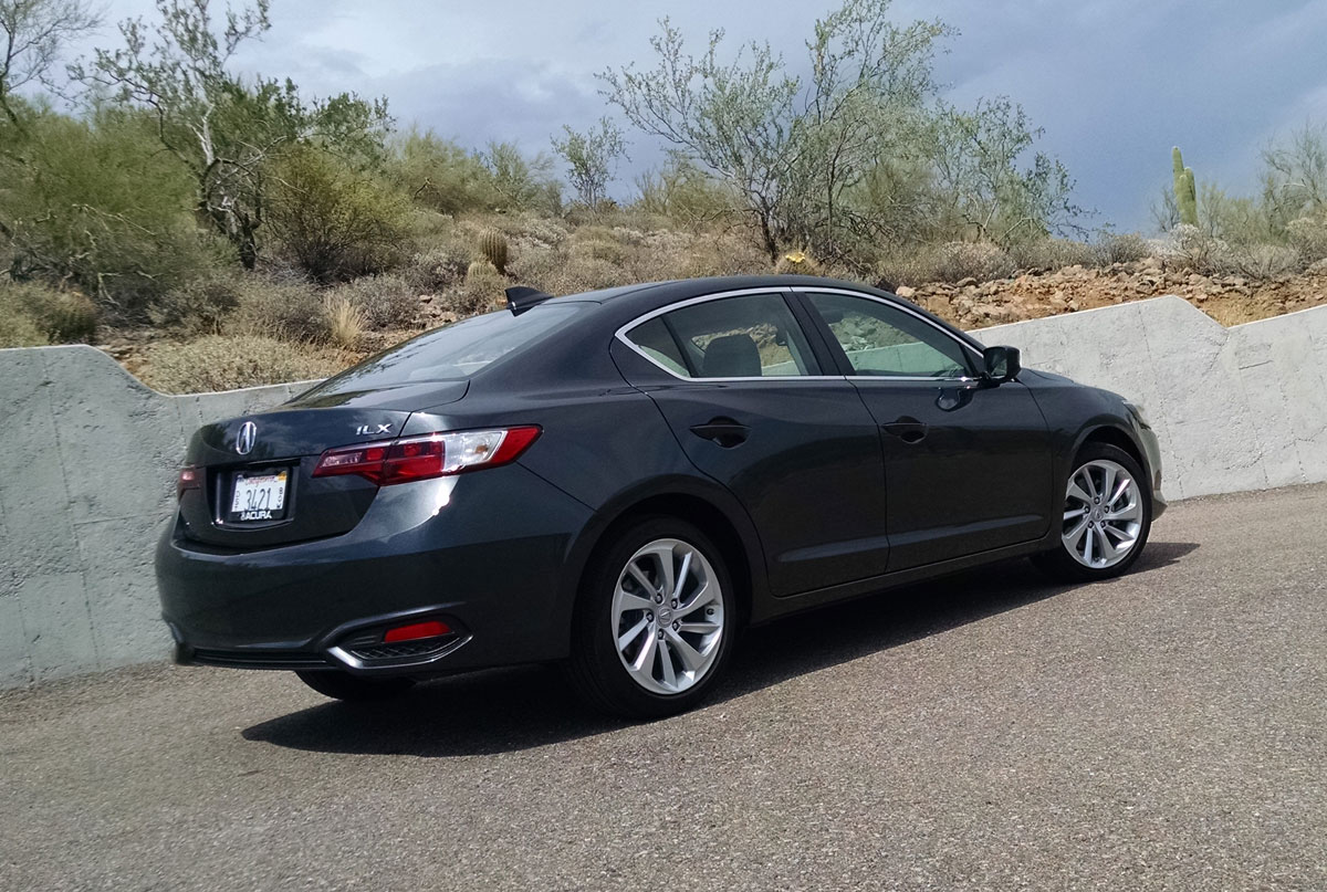 First Drive: 2016 Acura ILX - TestDriven.TV