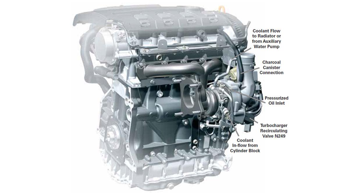 16 Audi Q3 Engine 9