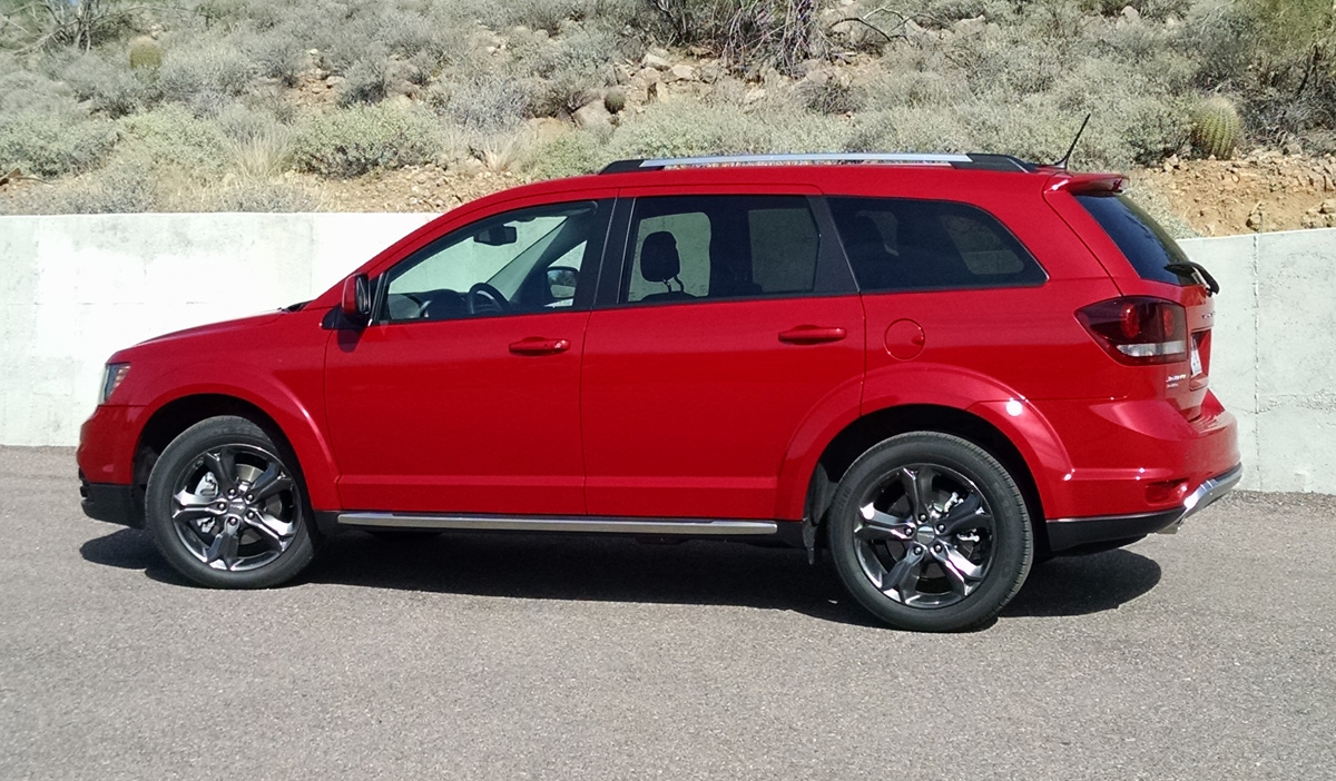 2016 Dodge Journey >> 10 Coolest Features: 2016 Dodge Journey - TestDriven.TV