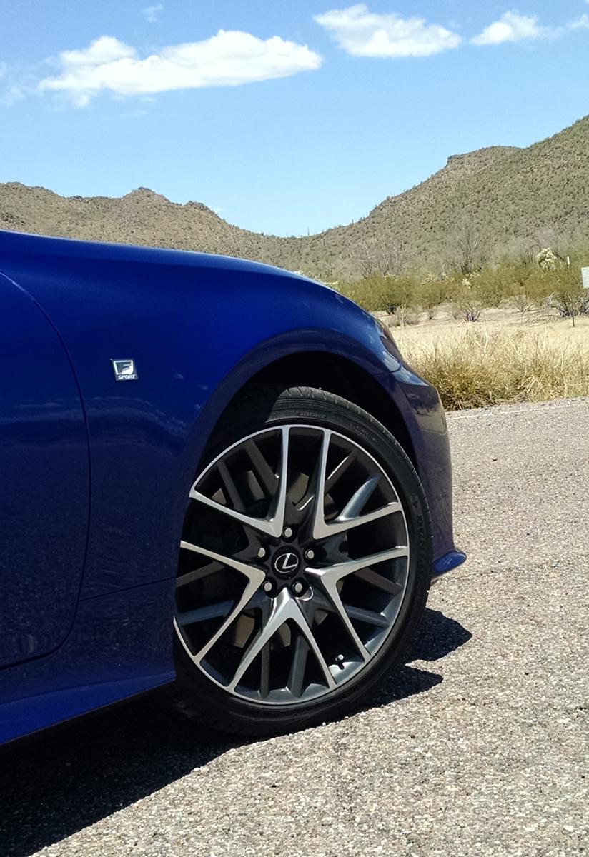 Test Drive: 2016 Lexus RC200t - TestDriven.TV