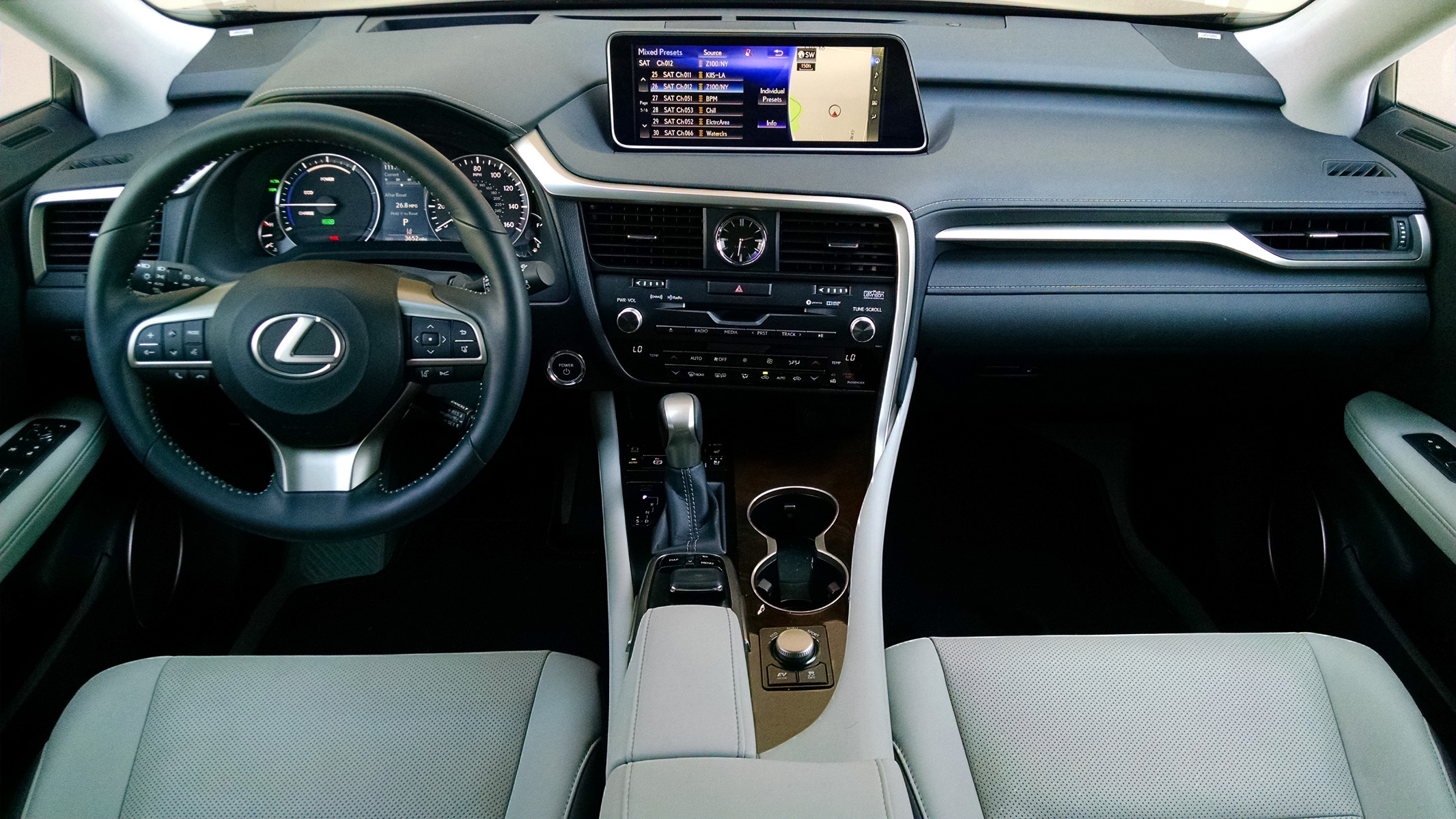 First Drive: 2016 Lexus RX450h Hybrid - TestDriven.TV