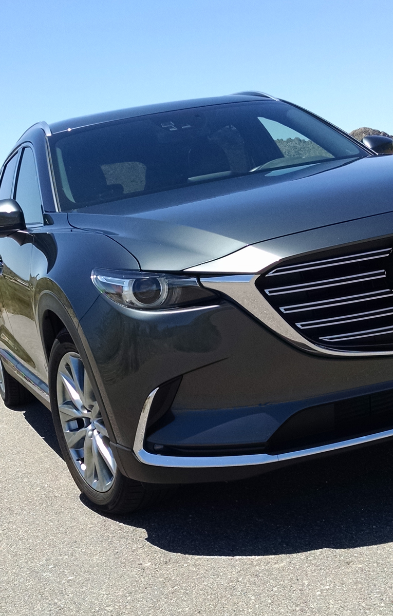 Amazing First Drive 2016 Mazda CX9 Signature  TestDrivenTV