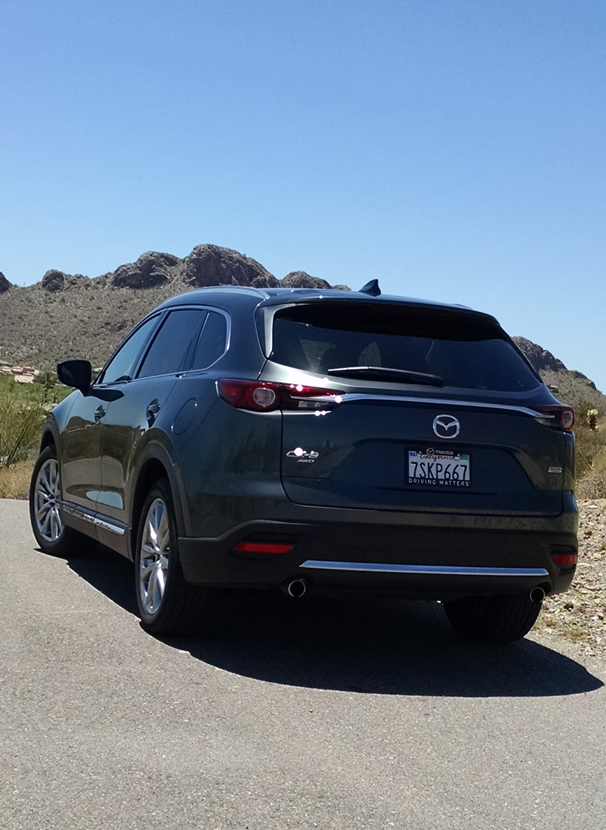 Cool First Drive 2016 Mazda CX9 Signature  TestDrivenTV