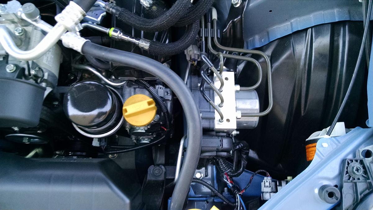 Under The Hood 2016 Subaru Brz Scion Fr S Testdriven Tv