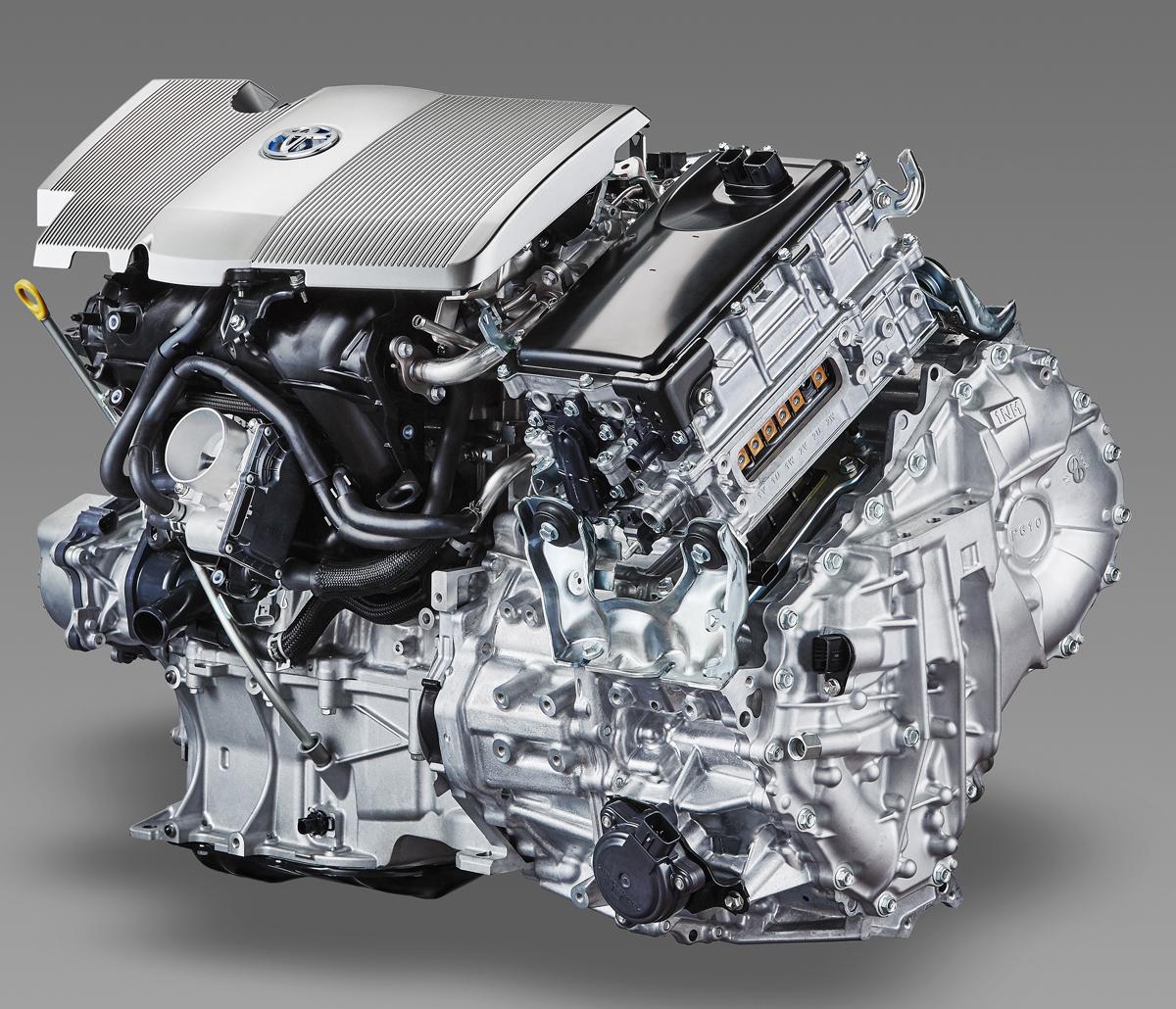 Toyota Hybrid 2016: Under The Hood: 2016 Toyota Prius