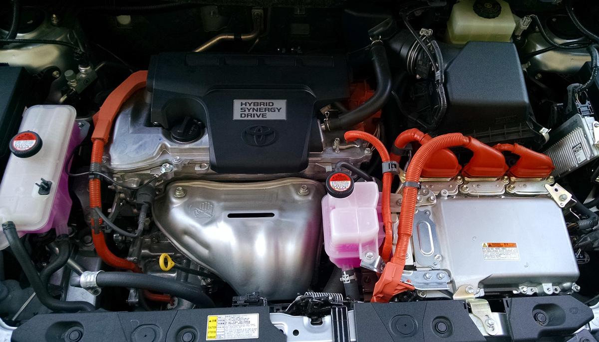16 Toyota Rav4 Hybrid 20