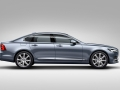 Profile Right Volvo S90 Mussel Blue