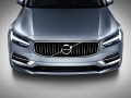 Front High Volvo S90 Mussel Blue