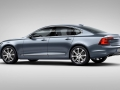 Rear Quarter Volvo S90 Mussel Blue