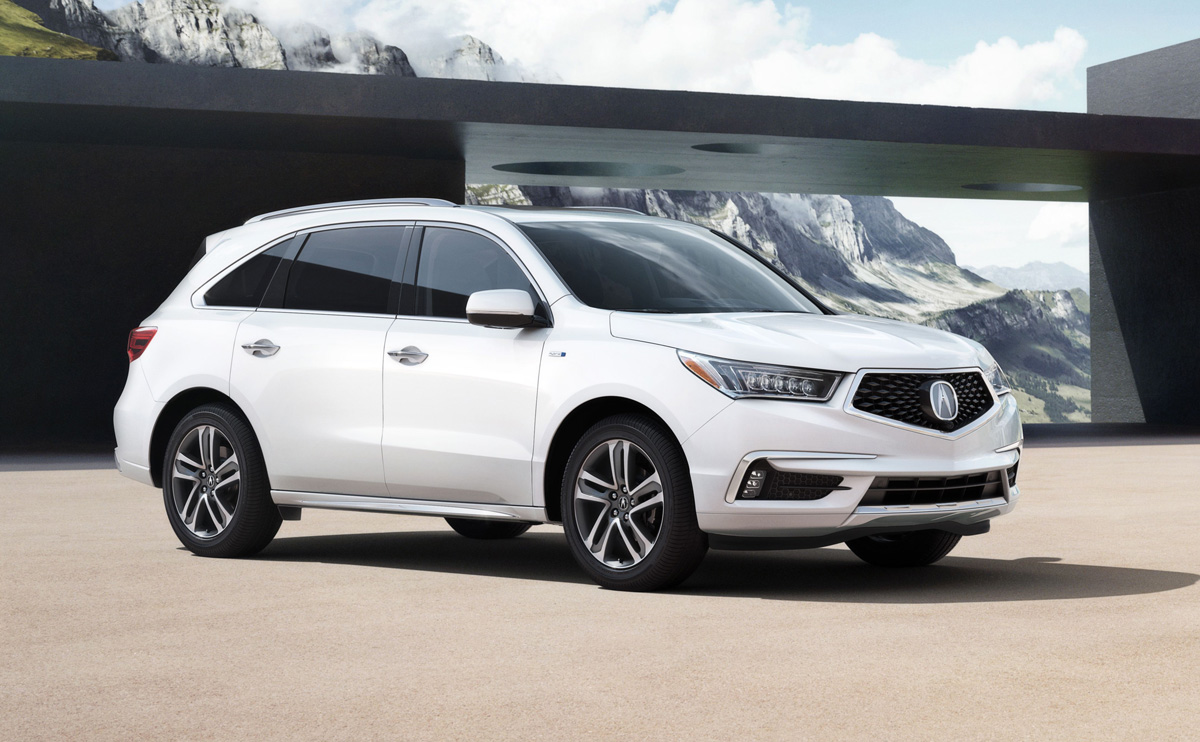 Unique First Look 2017 Acura MDX  TestDrivenTV