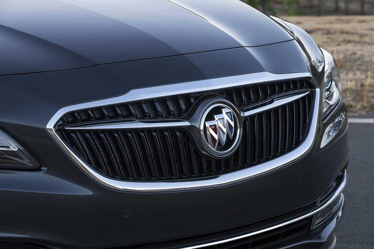 Elegant First Look 2017 Buick LaCrosse  TestDrivenTV