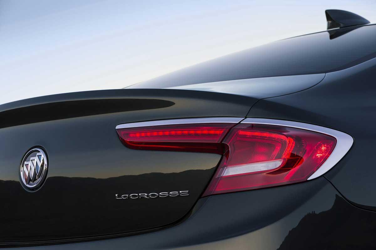 Perfect First Look 2017 Buick LaCrosse  TestDrivenTV