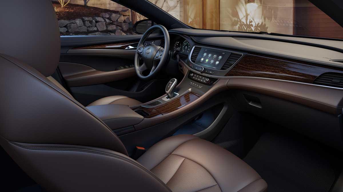 Original First Look 2017 Buick LaCrosse  TestDrivenTV