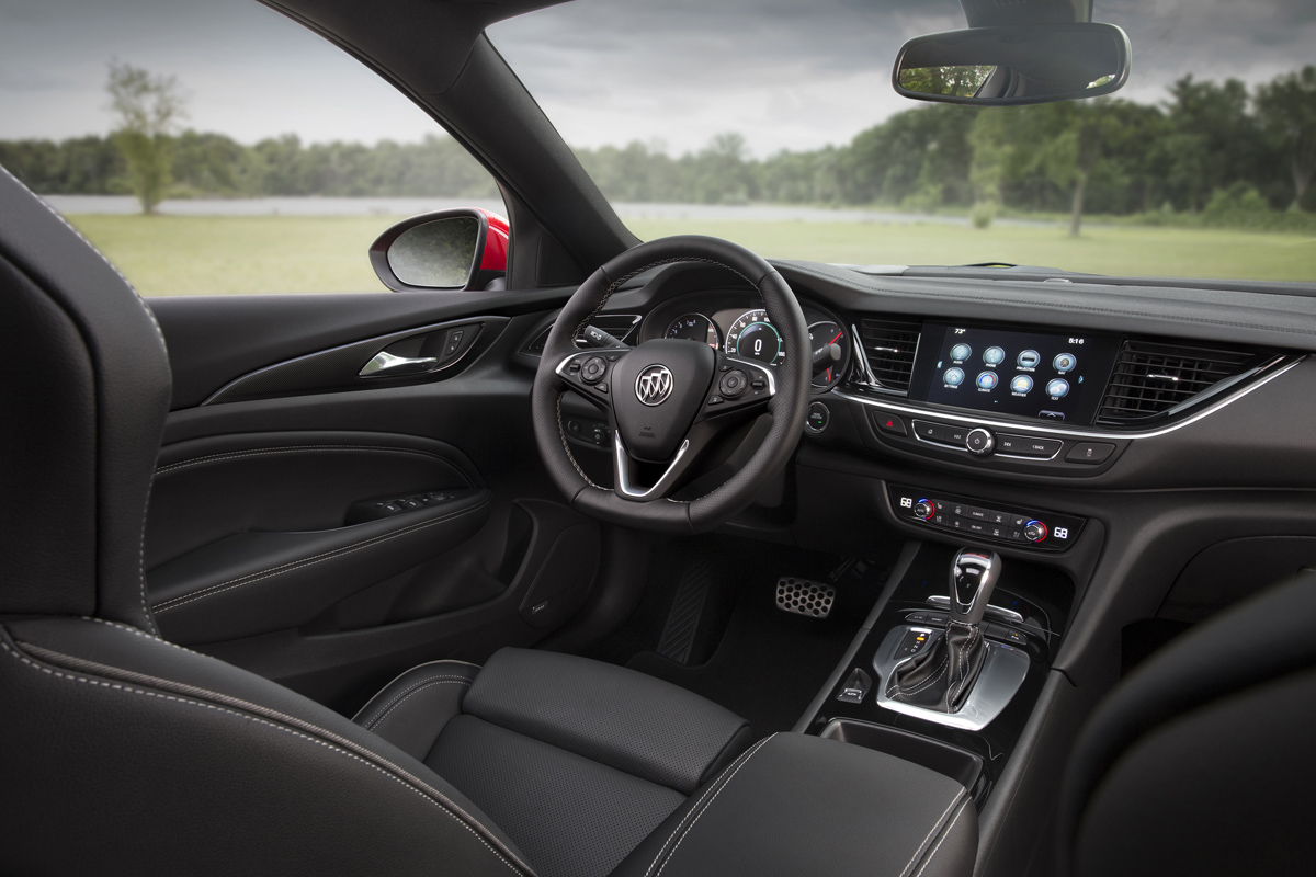 Excellent First Look 2018 Buick Regal GS  TestDrivenTV