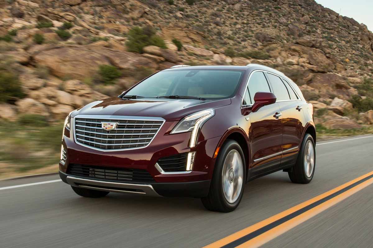 Beautiful First Look 2017 Cadillac XT5  TestDrivenTV