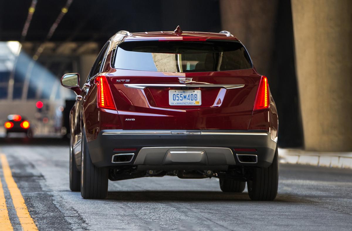 Popular First Look 2017 Cadillac XT5  TestDrivenTV