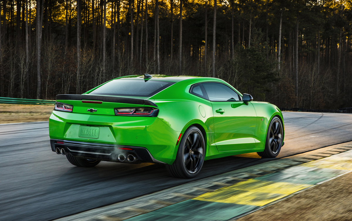 First Look 2017 Chevrolet Camaro 1le Testdriven Tv