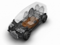 Chrysler Portal Concept mono-volume form and electric powertrain