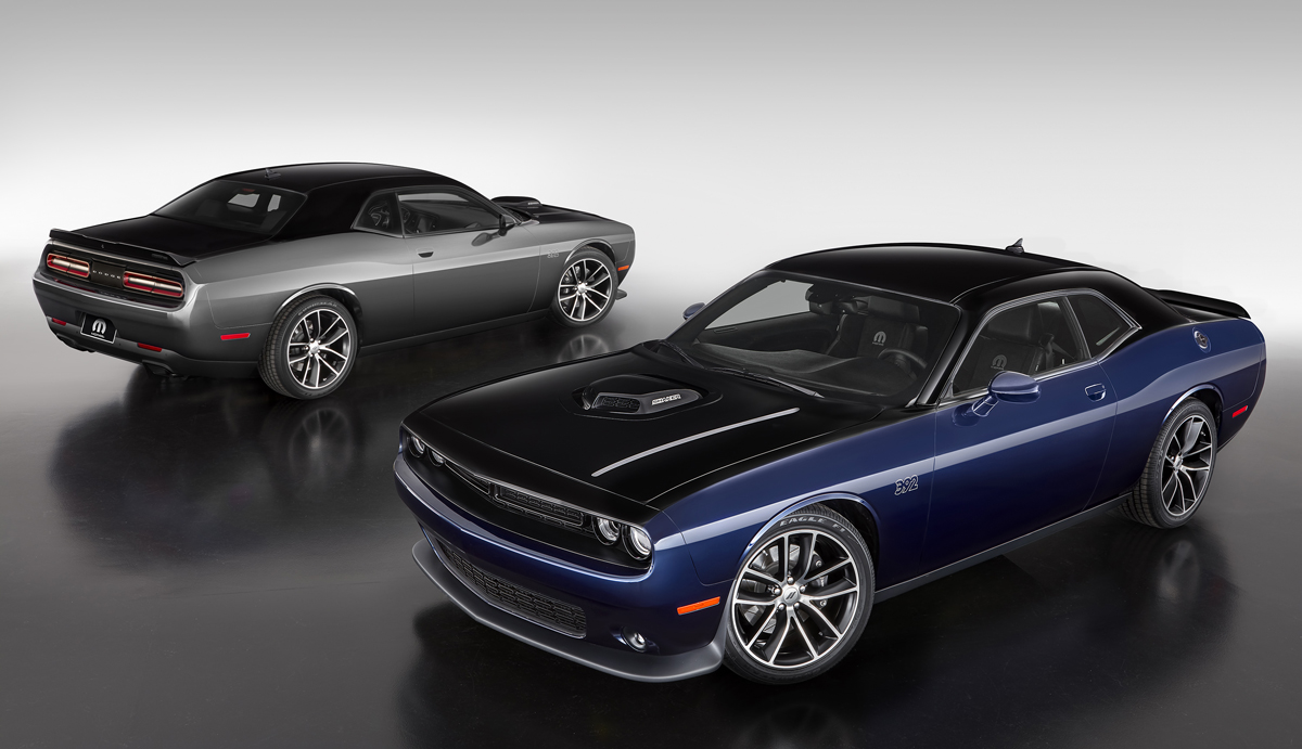 The Mopar brand continues the celebration of its 80th anniversar