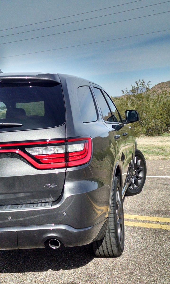 Test Drive: 2017 Dodge Durango R/T - TestDriven.TV