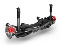 2017 Honda Civic Type R Rear Suspension
