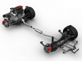 2017 Honda Civic Type R Chassis