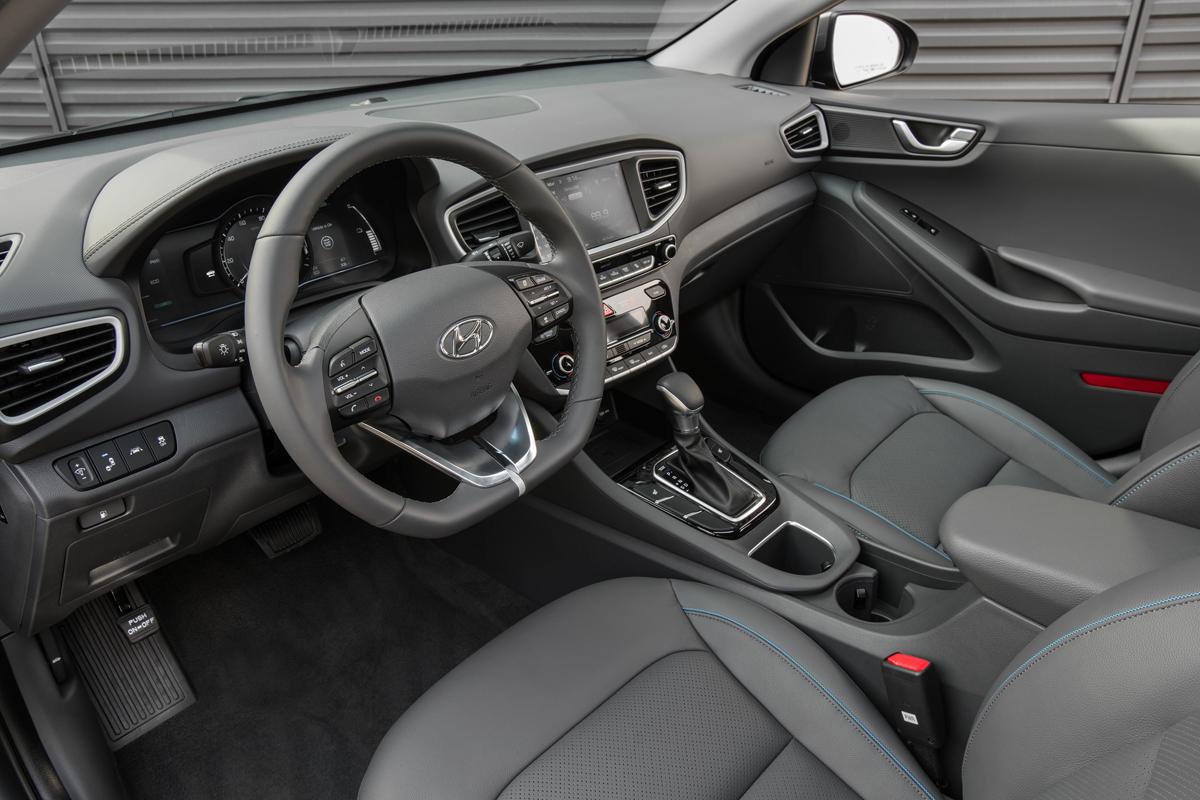 Popular First Look 2017 Hyundai Ioniq Hybrid Plug In And Electric