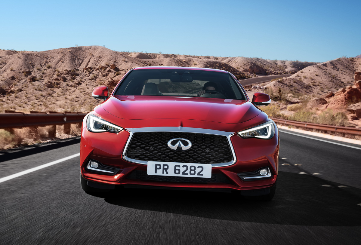 Popular First Look 2017 Infiniti Q60  TestDrivenTV