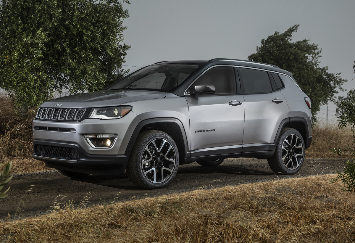 20 model 2017 jeep compass review first impressions. Black Bedroom Furniture Sets. Home Design Ideas