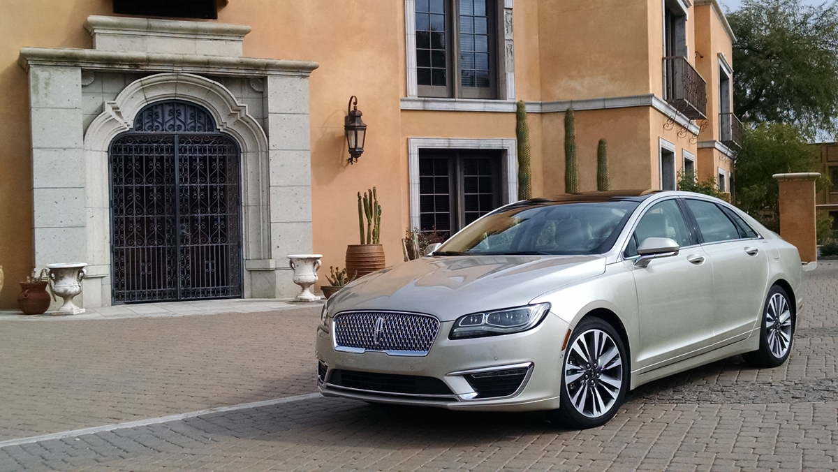 17 Lincoln Mkz 4