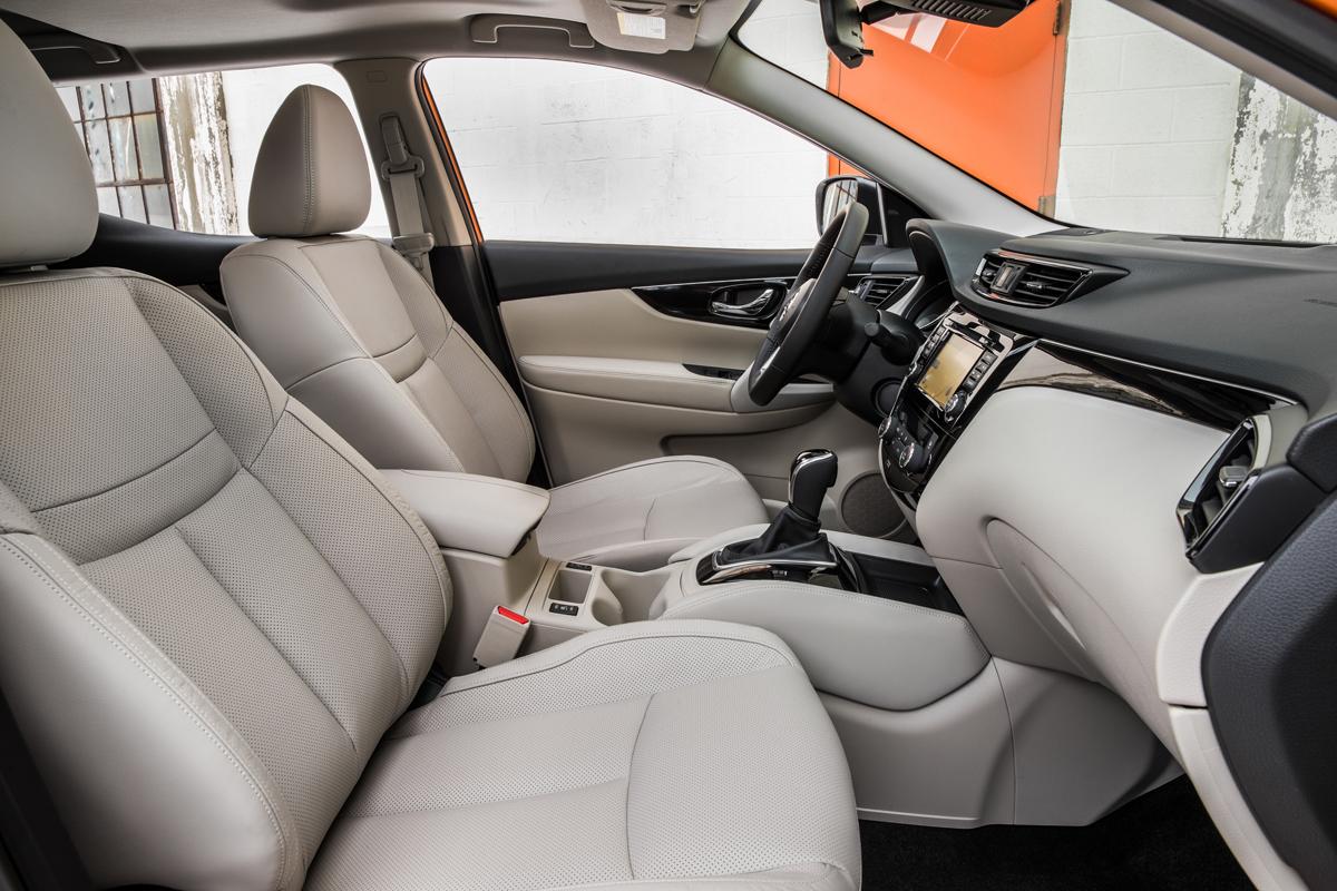 2017 Nissan Rogue Sport