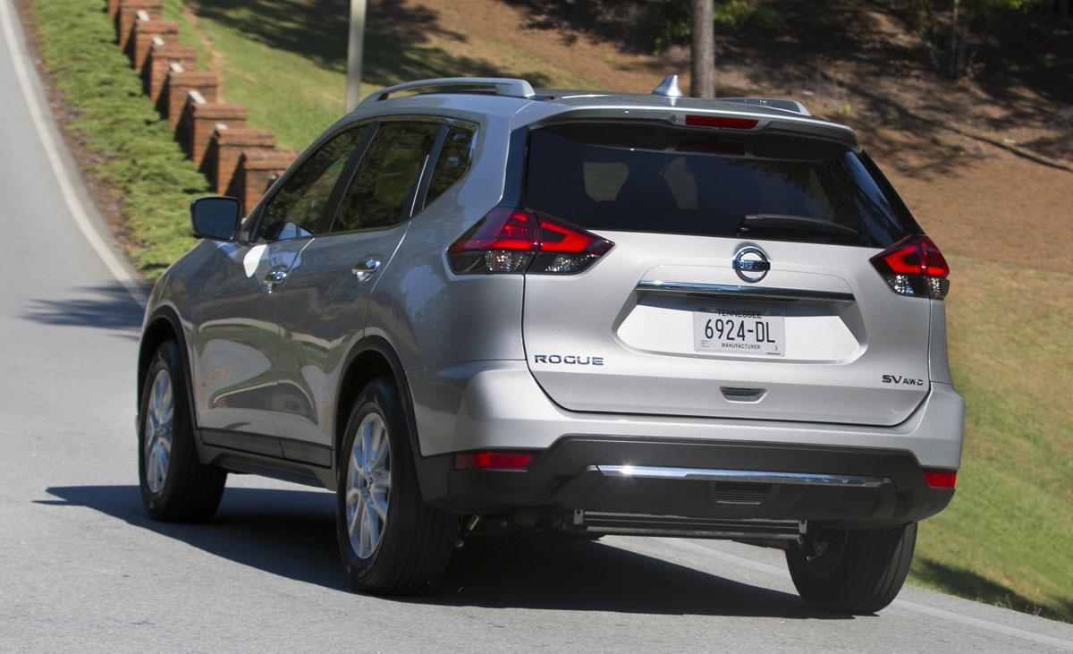 First Drive: 2017 Nissan Rogue - TestDriven.TV