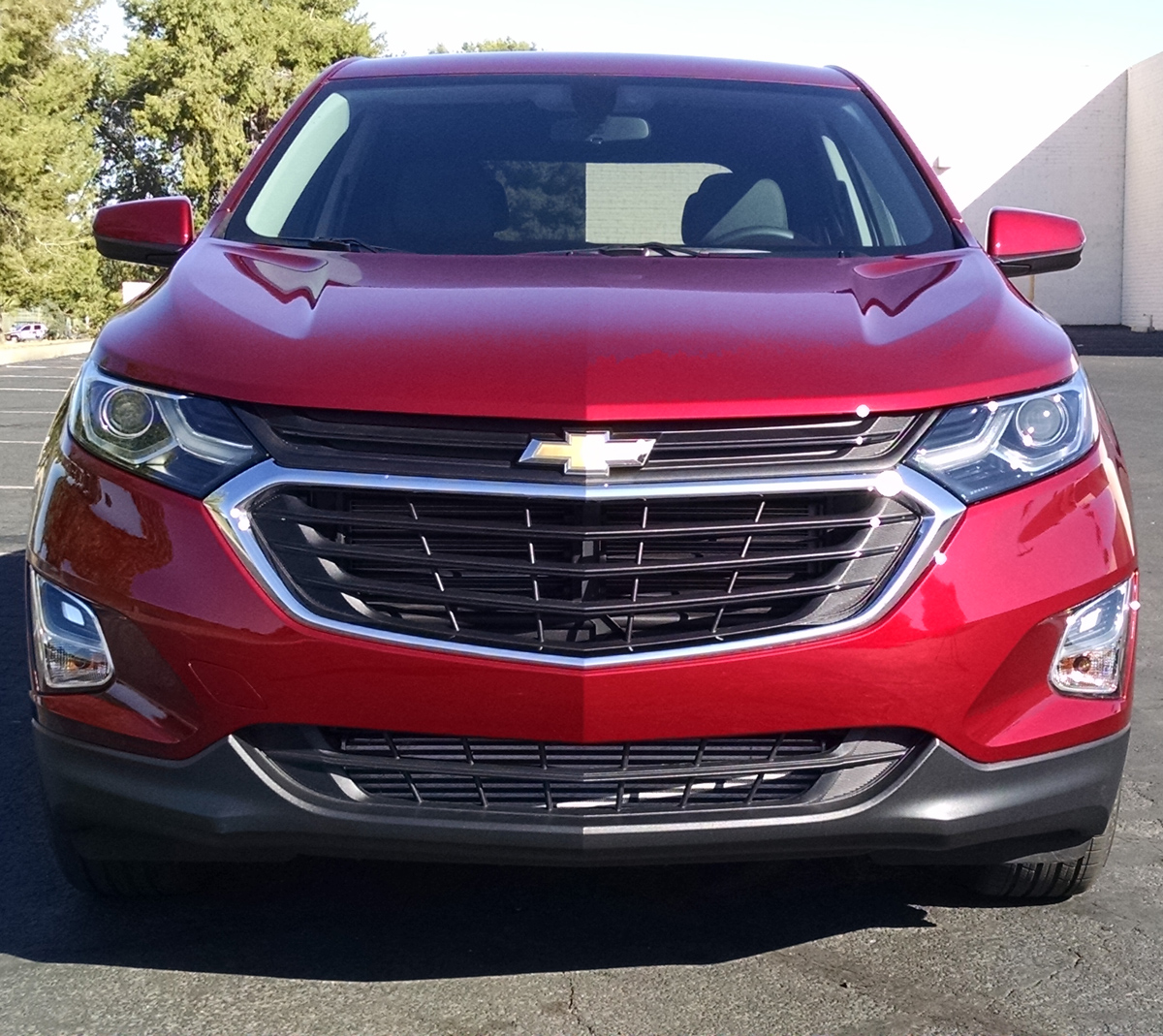 2018 Chevrolet Equinox Suspension: Quick Drive: 2018 Chevrolet Equinox