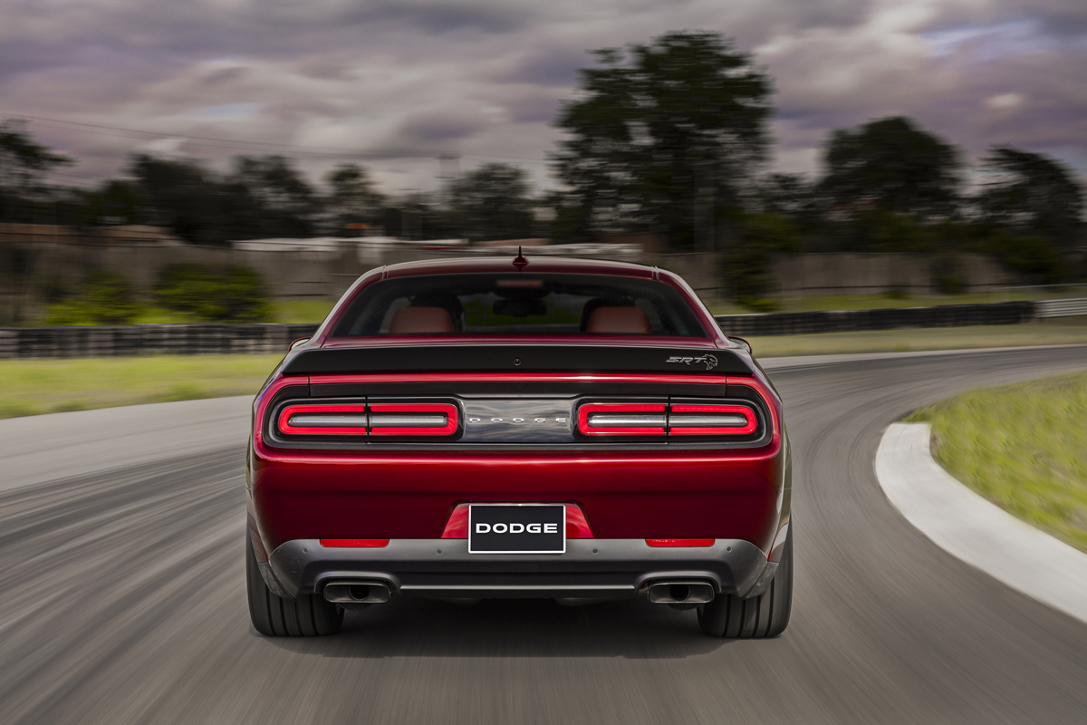 2018 Dodge Challenger SRT Hellcat Widebody