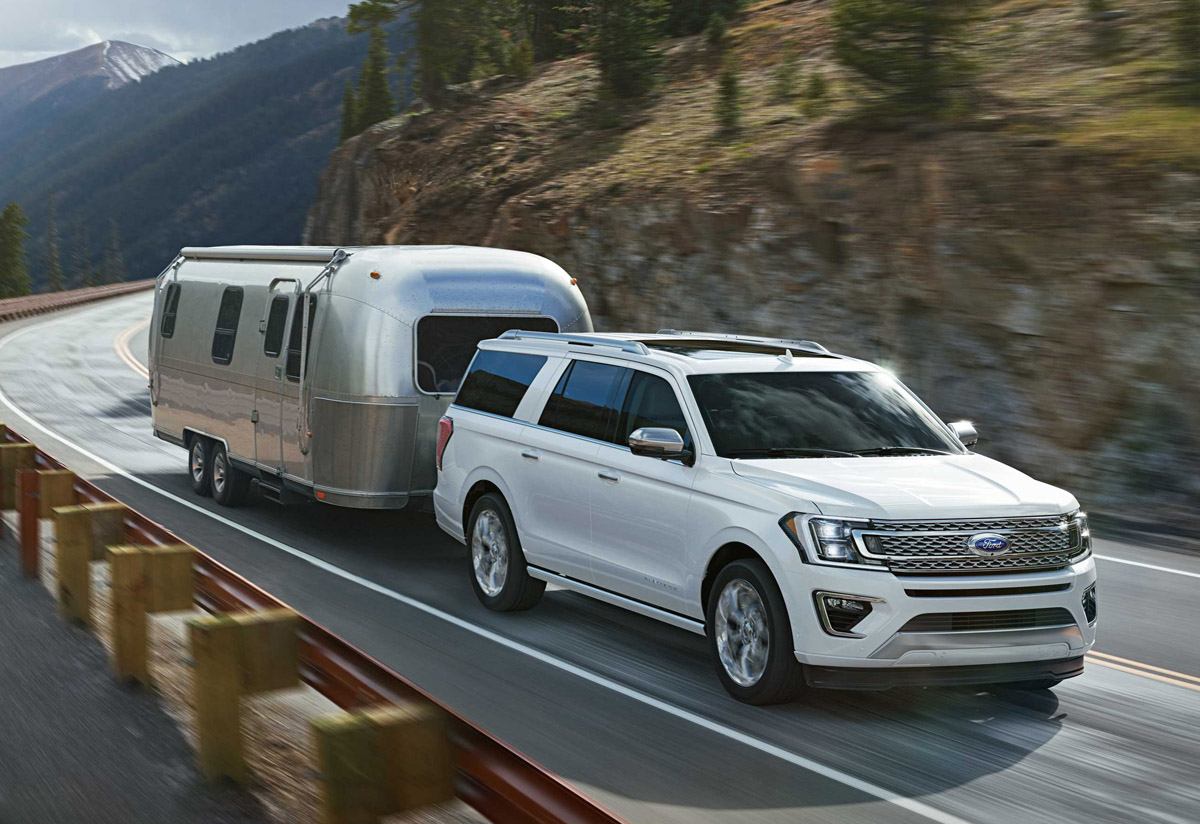 First Look 2018 Ford Expedition Testdriven Tv