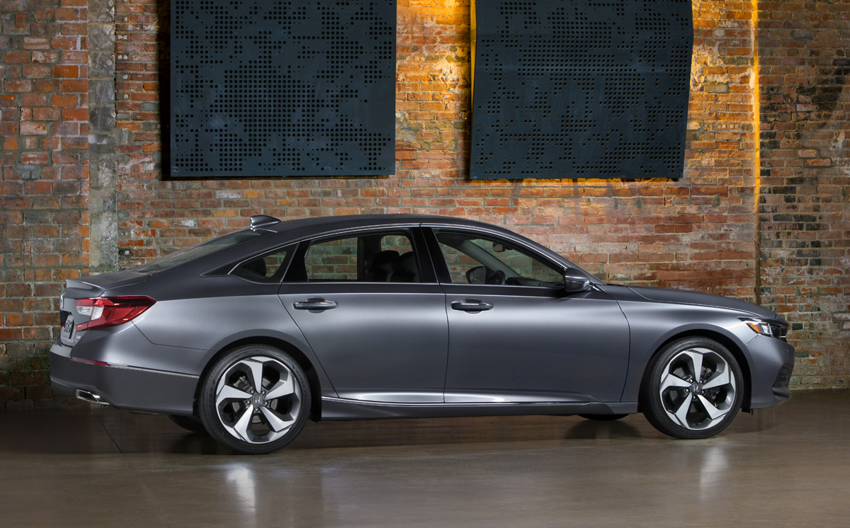 13 - 2018 Honda Accord Touring