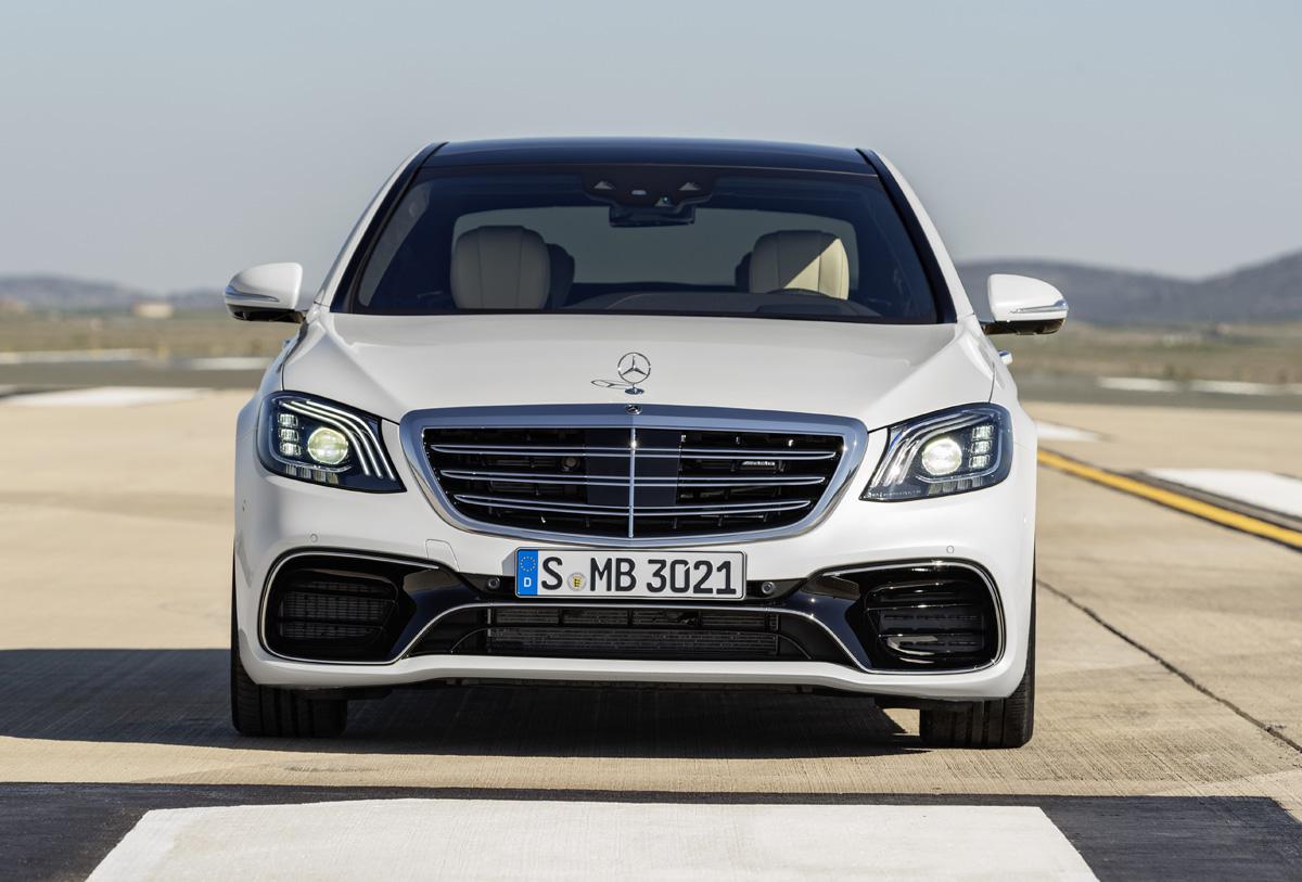 100 2018 Mercedes Benz Amg S 63 Redesign 2018